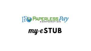 my-estub paperless pay